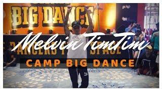 Melvin Tim Tim I Camp Big Dance I T-Pain - Roll in Peace (Remix)