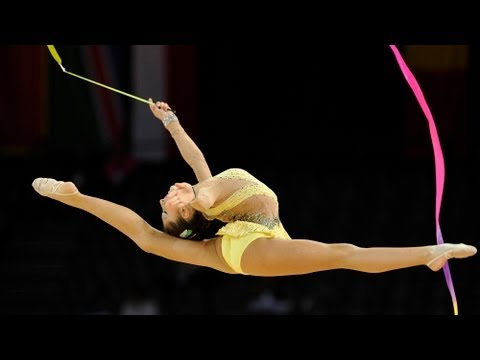 Rhythmic Worlds 2011 Montpellier - All Around Finals - Top 13-24 - Group B - We are Gymnastics!