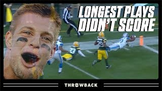 Longest Plays That DIDN'T Score!