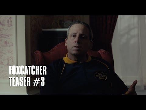 Foxcatcher - Teaser #3