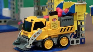 Remote Control Construction Toys -- Rokenbok ROK Works