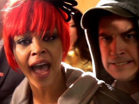Eminem, Rihanna and more! - Put Down the Phone!  It's Key of Awesome