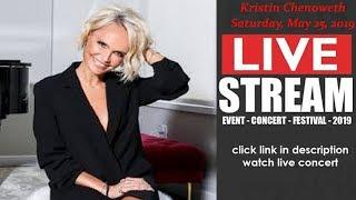 Kristin Chenoweth at Seminole Hard Rock Hotel & Casino, Hollywood, FL, US [LIVE]