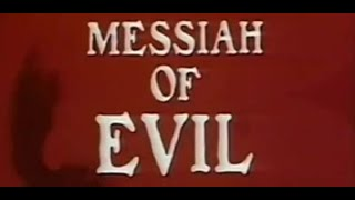 Messiah Of Evil (1973) Original Trailer