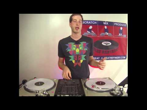 Learn To DJ Tutorial: How to Make a Quick DJ Drop (DJ Obeyah)