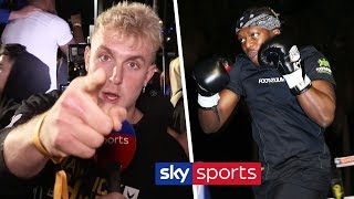 "JAKE PAUL CALLS OUT KSI! - ""I WANT KSI AFTER LOGAN BEATS HIM!"""