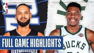 MAGIC at BUCKS | FULL GAME HIGHLIGHTS | December 9, 2019