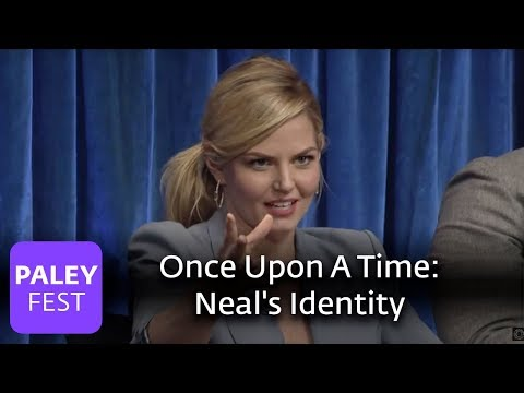 Once Upon A Time - Jennifer Morrison On Playing The Reveal Of Neal's Identity
