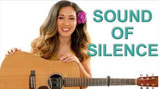 Sound of Silence Guitar Tutorial with Fingerpicking and Play Along