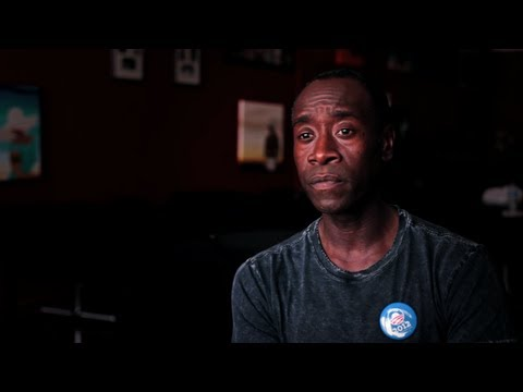 Don Cheadle in North Carolina