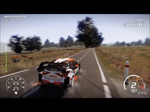 WRC 8 - Freisen - Germany Gameplay (PC HD) [1080p60FPS]