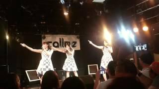 callme「Summer of love」callme Live Museum 2016Sounds Of Summer 仙台公演  2016.7.10 仙台MA.CA.NA