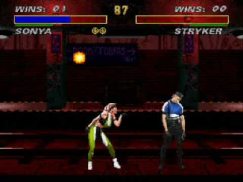 Mortal Kombat 3 - Fatalities