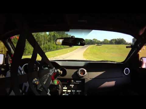 Mike Skeen: Ford Mustang FR500C at VIR