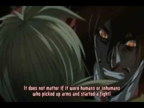 Alucard Gets Pissed At Twilight