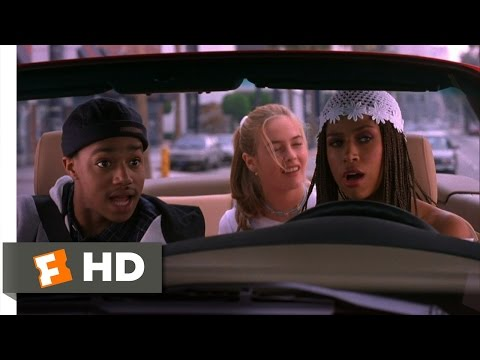 Clueless (4/9) Movie CLIP - Christian is a Cake Boy (1995) HD