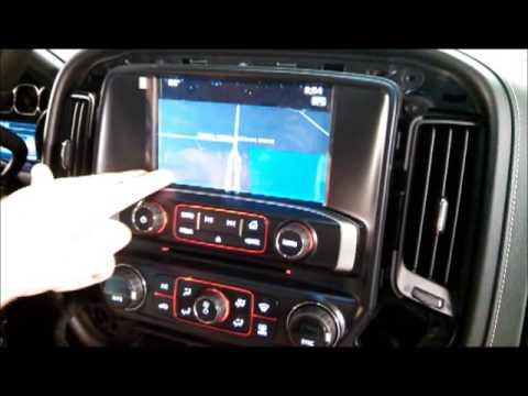 Adding Factory Navigation to a 2014 GMC Sierra