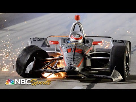 Wildest INDYCAR moments of 2019 | Motorsports on NBC