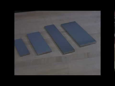 Video of Dia-Sharp® Bench Stones
