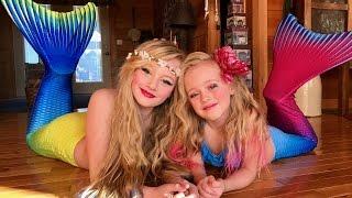 The Legend Of The Magic Mermaid Princess Ella And Playdoh Girl Make A Wish And Become Real Mermaids VideoMp4Mp3.Com