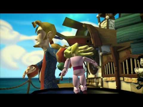 Tales of Monkey Island Chapter 1 Walkthrough