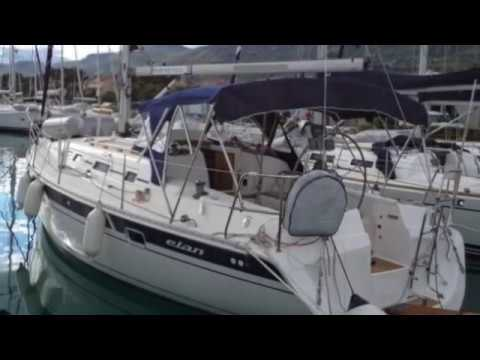 ELAN 36 Boat For Sale - Sold