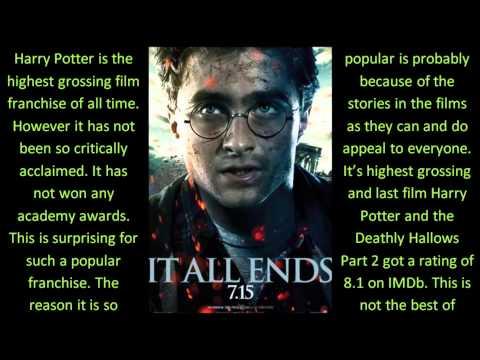 Top 3 film franchises