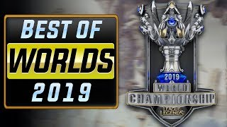 Worlds 2019 (League of Legends) | Best Plays Montage