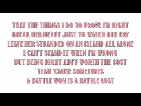 Wade Bowen - A Battle Won