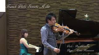 Franck Viola Sonata A Dur