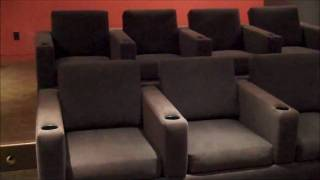 Ideal Sofa Toronto (theater Room Custom Sofa / Mike P Project)