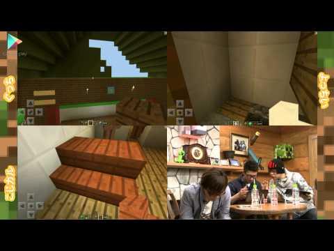 [13] マインクラフトWEEK: YOCCHI TV  x ぐっちwith Google Play
