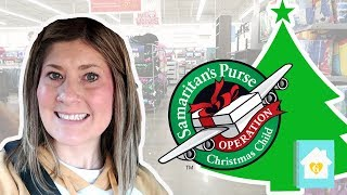 OPERATION CHRISTMAS CHILD SHOEBOXES 2018 | WHAT WE PUT INSIDE THIS YEAR