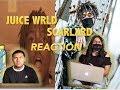 SCARLXRD- BANDS & HEART ATTACK|| JUICE WRLD - Lucid Dreams|REACTION VIDEO!