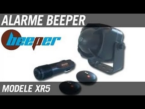 test alarme auto universelle beeper xray xr5 youtube. Black Bedroom Furniture Sets. Home Design Ideas