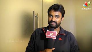 Director Vijay and Varun : Yugi Sethu is like a Encyclopedia | Oru Naal Iravil Interview