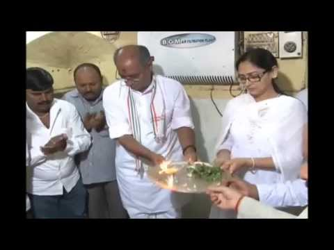 Amrita Rai Is Secret Second Wife Of Digvijaya Singh video