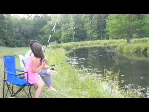 Fishing With The Girls...