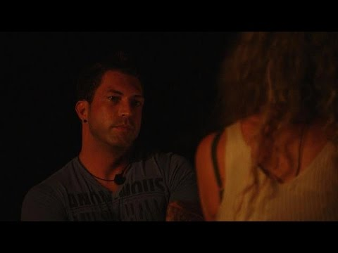 Heftige confrontatie van Niels en Rosanna  - TEMPTATION ISLAND