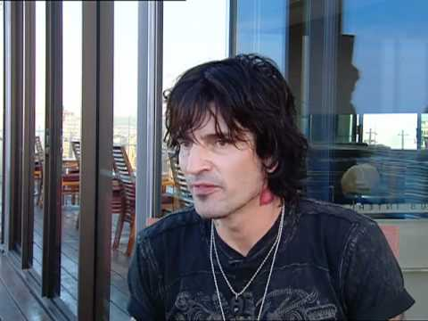 Tommy Lee interview