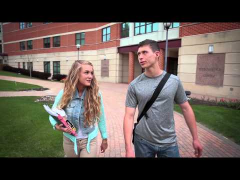 Cecil College commercial -  Ryan