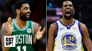 Of course Kyrie and KD can play together - Jalen Rose disagrees with Isiah Thomas | Get Up!