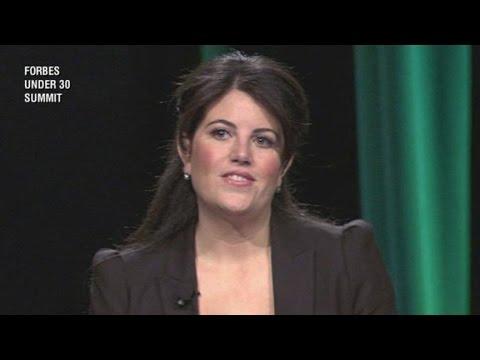 Monica Lewinsky: 'I Was Patient Zero' of Online Shaming