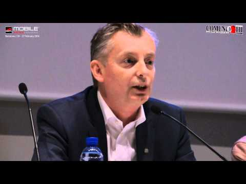 Ewaldsson, CTO Ericsson - What is 5G?  Industry Launch of the EU Partnership for 5G Research