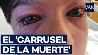 El 'CARRUSEL DE LA MUERTE', un peligroso reto viral