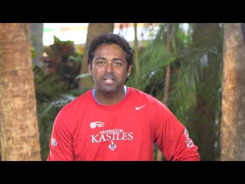 Win Tickets to See Leander Paes and the Kastles on July 18