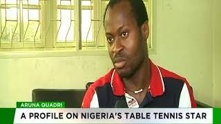 Aruna Quadri: A profile on Nigeria's Table Tennis Star