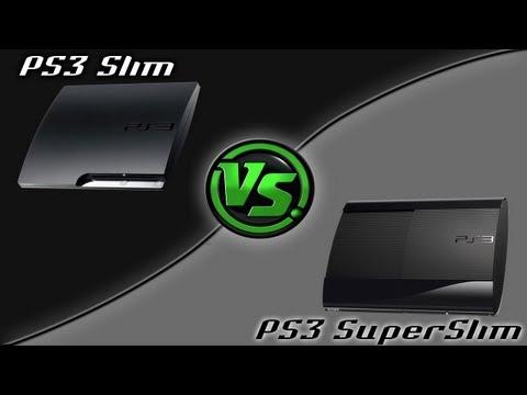 Ps3 Fat vs Slim Ps3 Super Slim vs Ps3 Slim