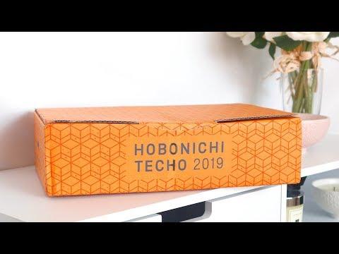 Hobonichi Techo ほぼ日 2019 Haul!!