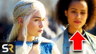10 Game of Thrones Easter Eggs That You Might Have Missed!